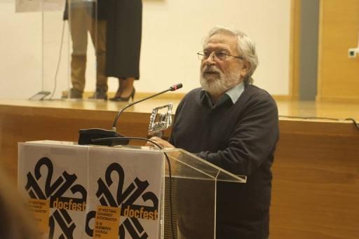 Ξεκίνησε το 12 Φεστιβάλ Ελληνικού Ντοκιμαντέρ Χαλκίδας