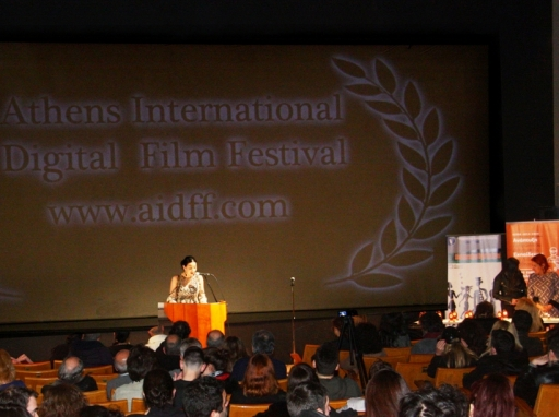 The 6th Athens International Digital Film Festival awards ceremony brings the curtain down